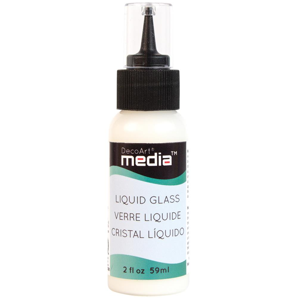 Deco Art-Media Liquid Glass - Clear