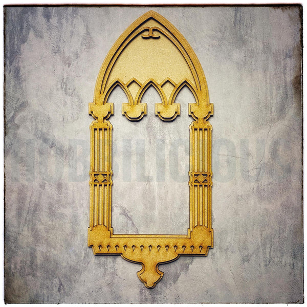 Hobbilicious - Gothic Frame – Arched 1