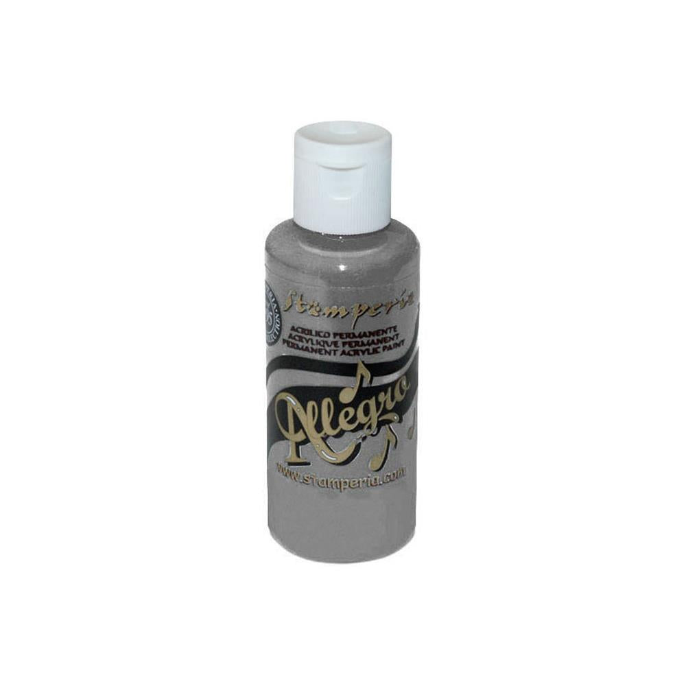 Stamperia Allegro Paint 59ml - Grey KAL73