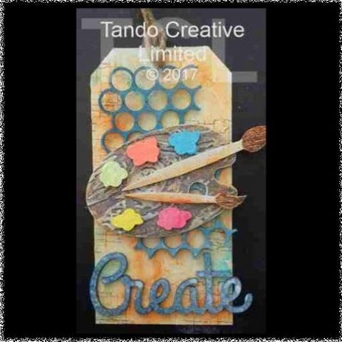 Tando Creative - Tag Art Kit