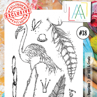 AALL & Create - Stamp Set #38
