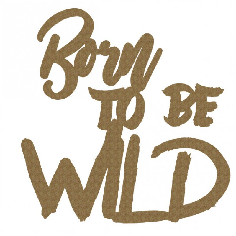 Creative Embellishments Born to be Wild