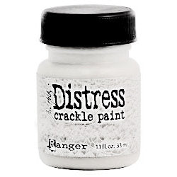 Distress Crackle Paint - Picket fence