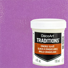 Decoart Traditions Crackle Glaze 4oz