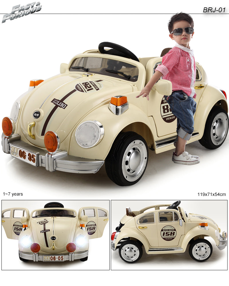 Kid Battery Operated Ride - Beetle