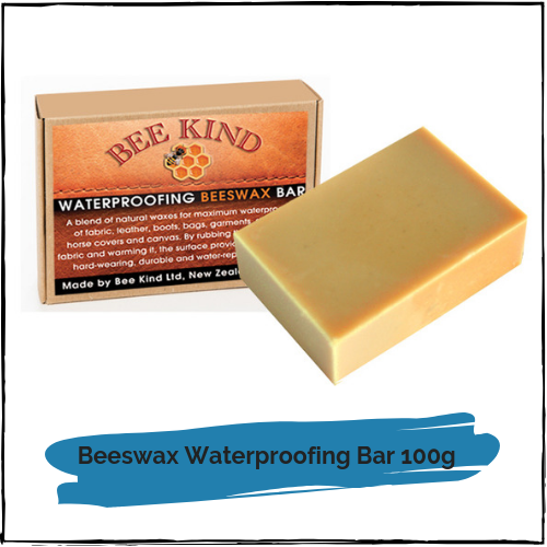 Beeswax Waterproofing Bar 100g