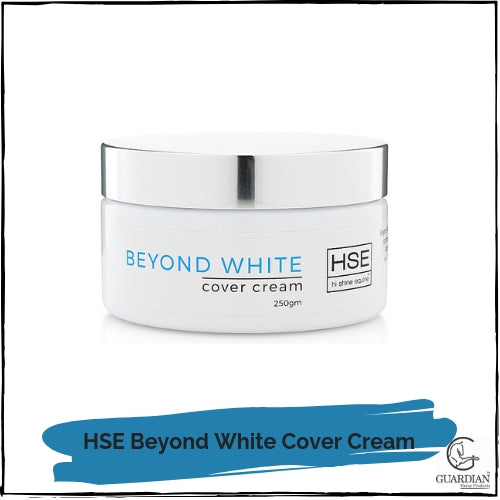 HSE Beyond White Cover Cream