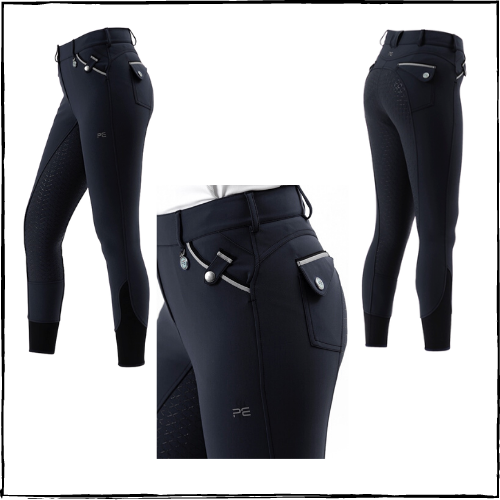 Coco Gel Riding Breeches Ladies