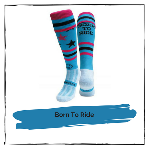 Riding Socks (Born To Ride)