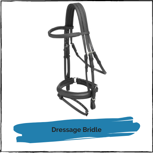 Zilco Dressage Bridle