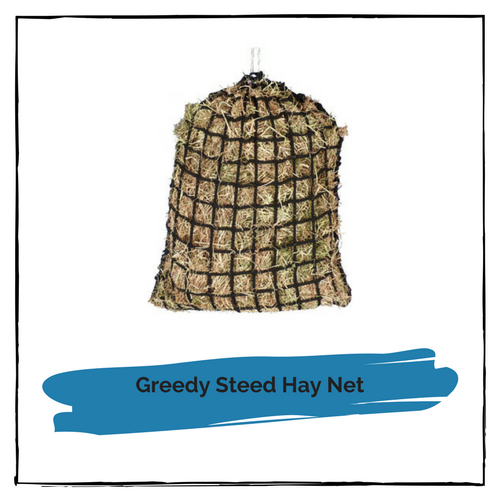 Greedy Steed Large Premium Knotless Hay Net 4cm