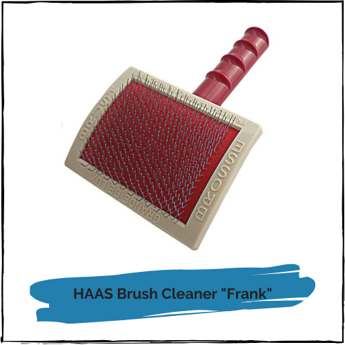 "HAAS Brush Cleaner ""Frank"""