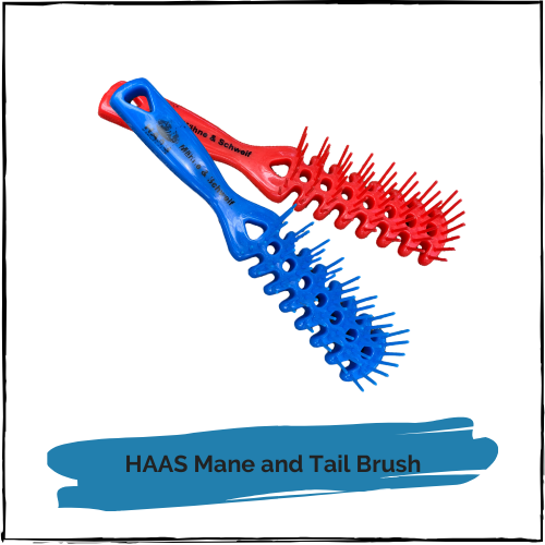HAAS Tail and Mane brush