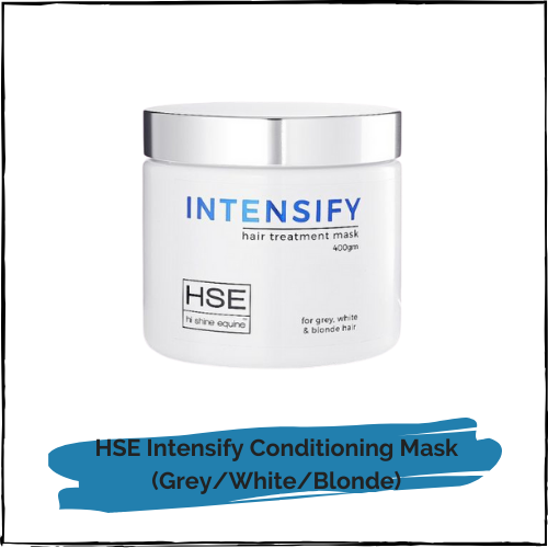 HSE Intensify Conditioning Mask Grey/White/Blonde 400ml