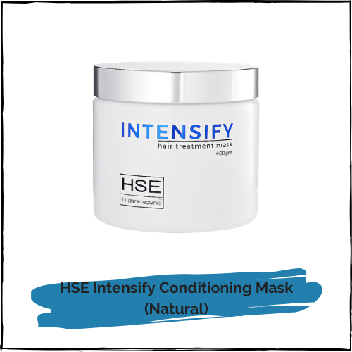 HSE Intensify Conditioning Mask Natural 400ml