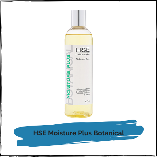 HSE Moisture Plus Botanical Oil