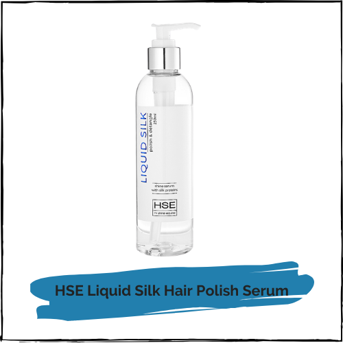 HSE Liquid Silk Hair Polish Serum