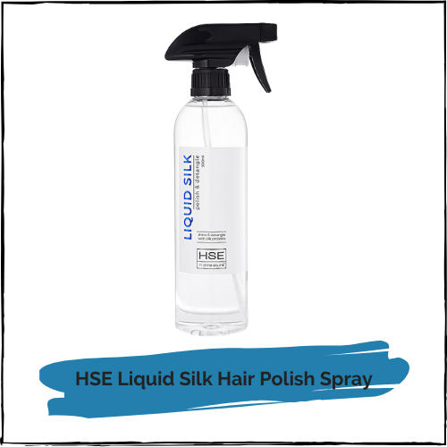 HSE Liquid Silk Hair Polish Spray 500ml