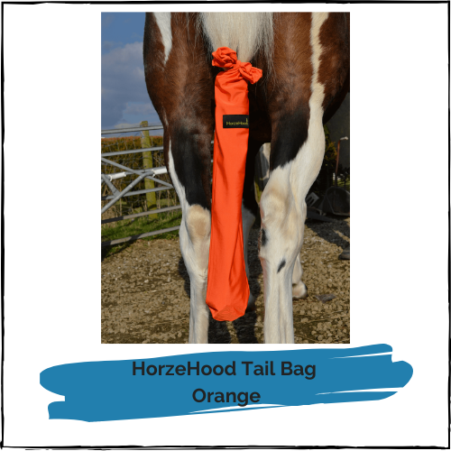 HorzeHoods Tail Bag