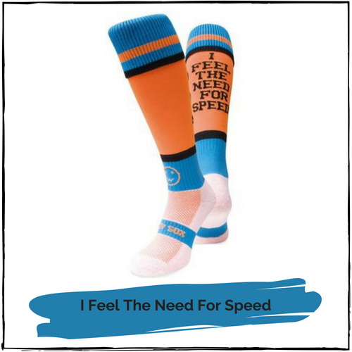 Riding Socks (I Feel The Need For Speed)