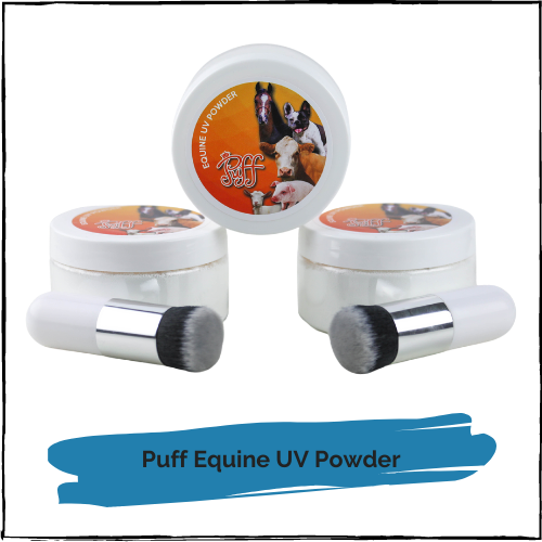 PUFF Equine UV Powder 250g