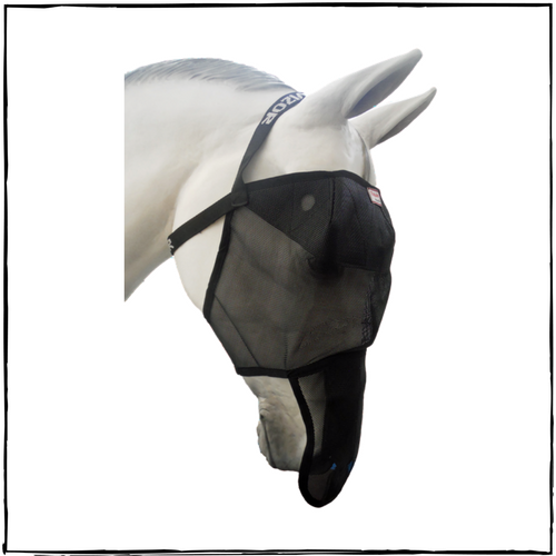 Equivizor™ Fly Mask - With Nose Protection