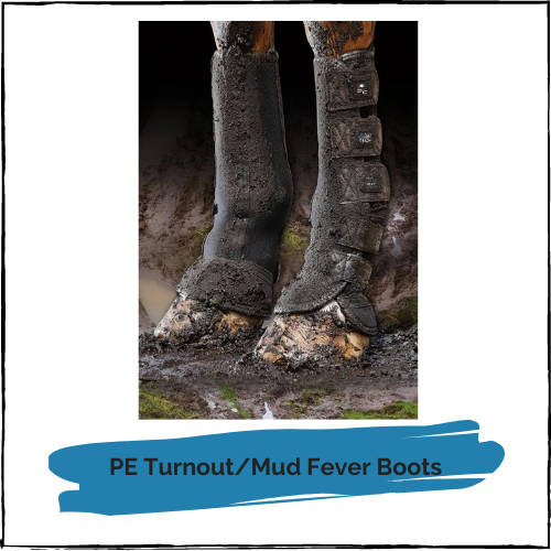 PE Turnout / Mud Fever Boots