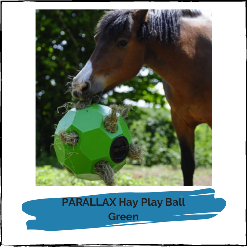 PARALLAX Hay Play Ball - Green