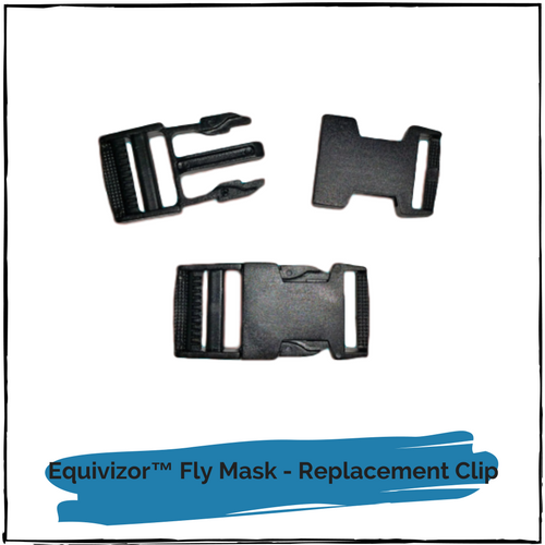 Equivizor™ Fly Mask Replacement Clips
