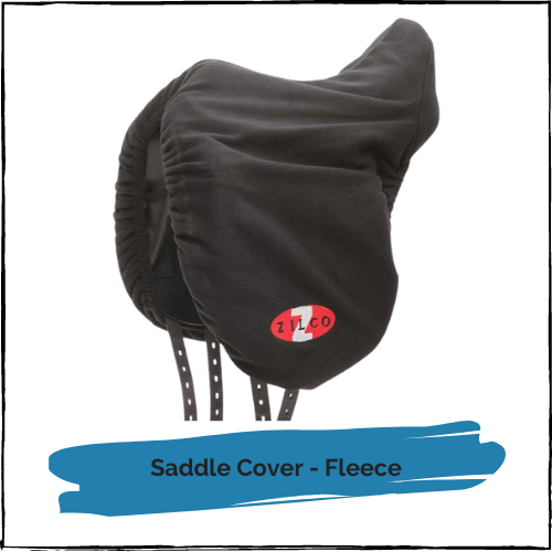 Saddle Cover - Fleece