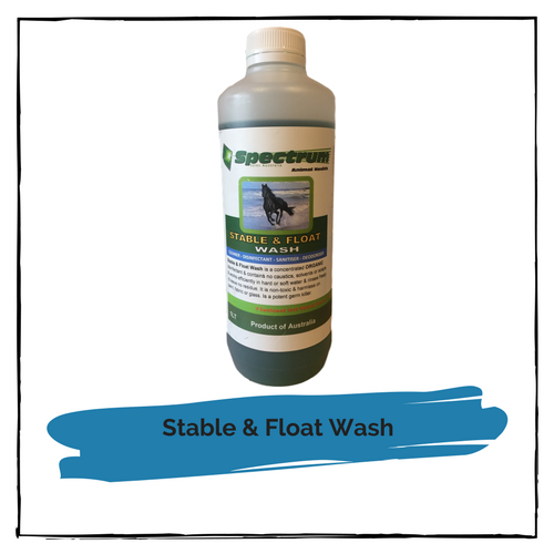 Spectrum Stable and Float Wash 1 litre