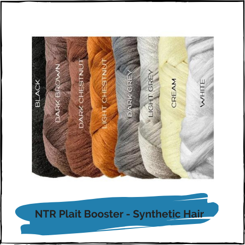 NTR Plait Booster – Synthetic Hair
