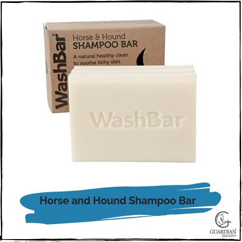 Horse and Hound Shampoo Bar