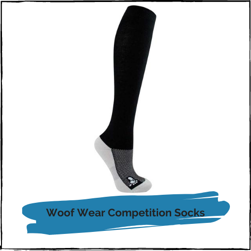 Woof Wear Competition Socks (2 Pack)