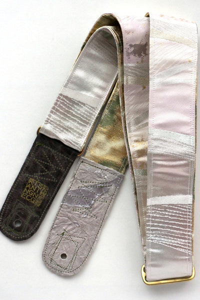 Singing Crane - Beautiful guitar strap - Haiume-gl (SC18061)