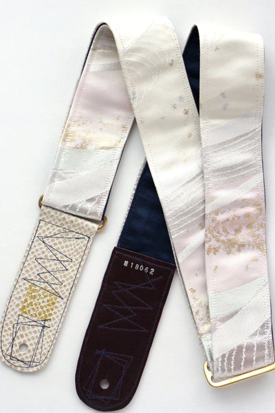 Singing Crane - Beautiful guitar strap - Haiume-bl (SC18062)