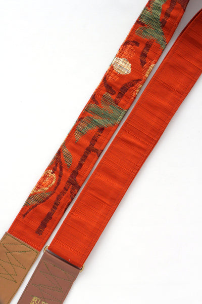 Singing Crane - Beautiful guitar strap - Outan (SC102117)