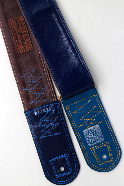 Singing Crane - Beautiful guitar strap - SC11902