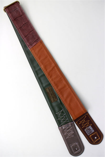Singing Crane - Beautiful guitar strap - SC11903