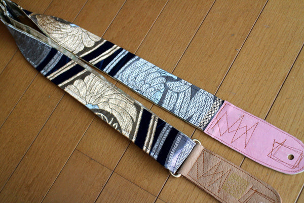 Singing Crane - Beautiful guitar strap - Koiai-gl (SC18013)