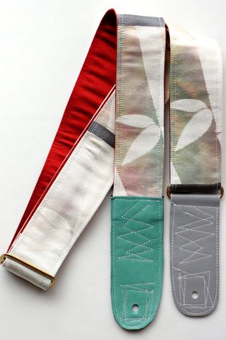Singing Crane - Beautiful guitar strap - Take-rd (SC18083)