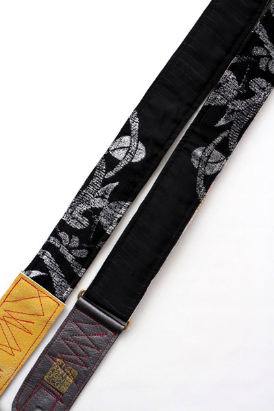 Singing Crane - Beautiful guitar strap - Rouiro- wh (SC18121)