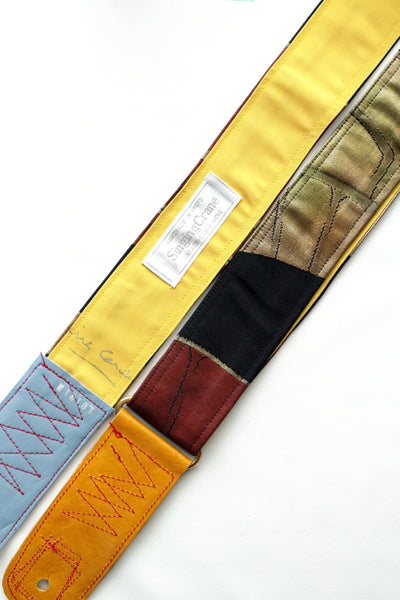 Singing Crane - Beautiful guitar strap - Sensai-yl (SC18181)