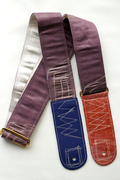 Singing Crane - Beautiful guitar strap - Botannezu-ps (SC18201)