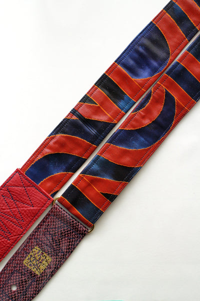 Singing Crane - Beautiful guitar strap - Konai-rd (SC18231)
