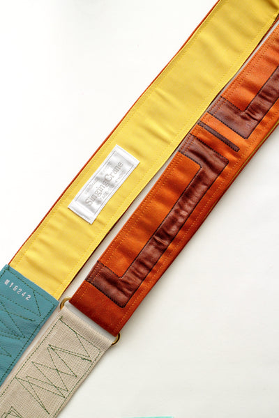 Singing Crane - Beautiful guitar strap - Niiro-yl (SC18242)