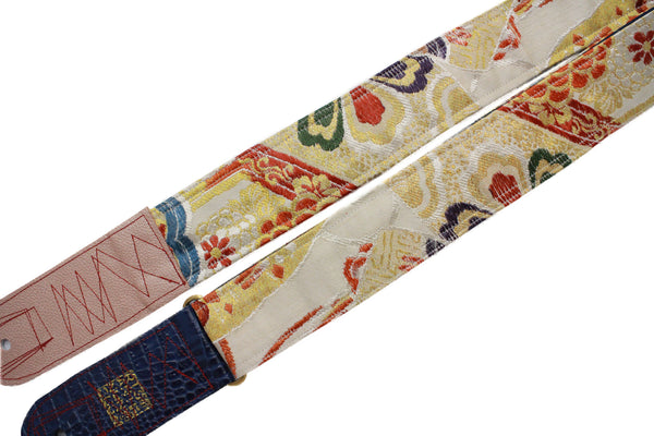Singing Crane - Beautiful guitar strap - SC18272