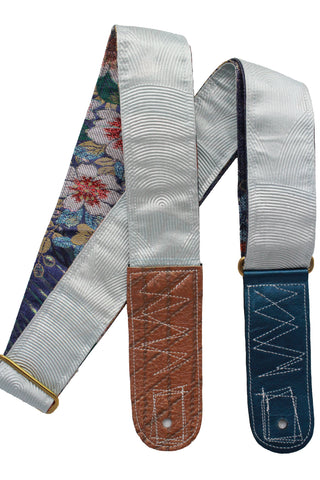 Singing Crane - Beautiful guitar strap - SC18283