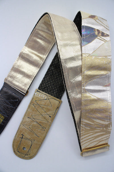 Singing Crane - Beautiful guitar strap - SC18293