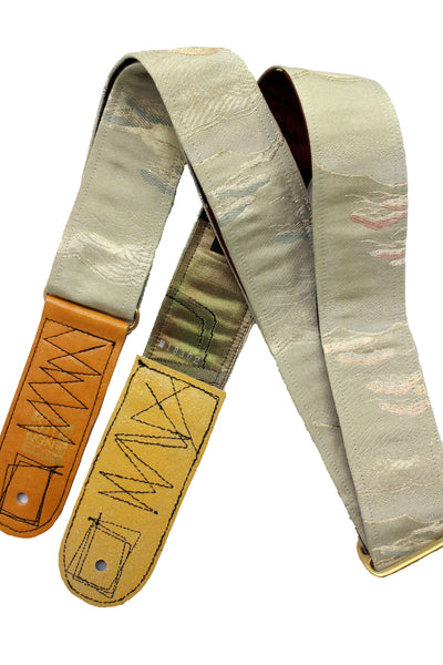 Singing Crane - Beautiful guitar strap - SC18302